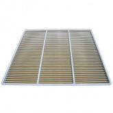 White Wire Shelf for MC1100 Cooler 79UN600519-02 5PKG package of 5 Frigoglass