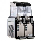 FROZEN GRANITA MACHINE, DOUBLE BOWL 3 GALLON